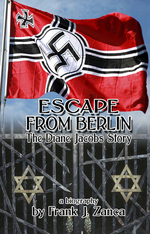 Escape From Berlin - Zanca Cover at GLAWS