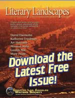 Download the latest issue of Literary Landscapes